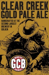 Golden City Pale Ale Logo