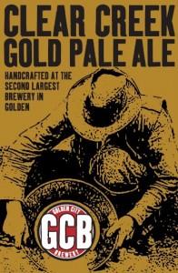 Golden City Pale Ale Logo