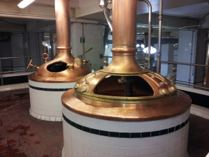 AC Golden Copper Kettles