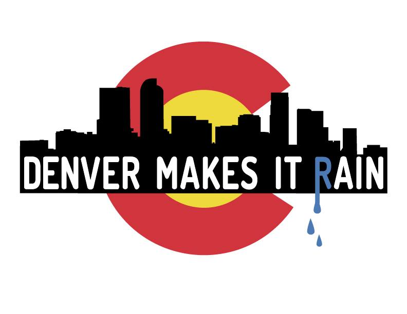 Denver Makes It Rain